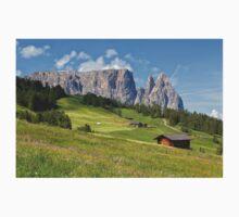 Alpe di Siusi and Sciliar Massif T-Shirt