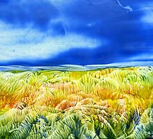 Pendle Moor by Anne Pearson