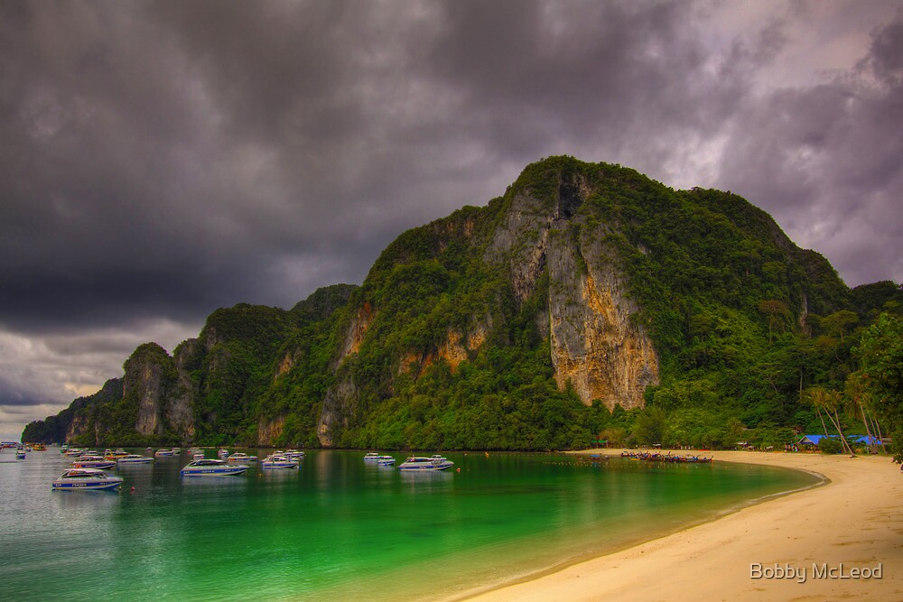 Phi Phi Paradise by Bobby McLeod