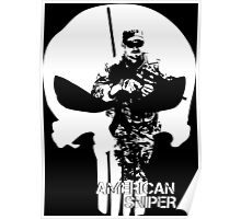 AMERICAN SNIPER CHRIS KYLE THE DEVIL OF RAMADI THE LEGEND Poster