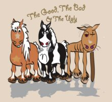 The Good, The bad & The Ugly by Diana-Lee Saville