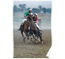 Polocrosse Poster