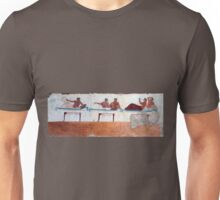 Tomb of the Diver (South wall), Paestum Unisex T-Shirt