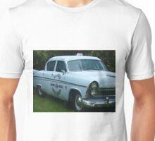 old police car Unisex T-Shirt