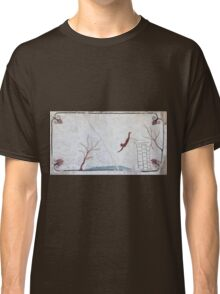 Tomb of the Diver, Paestum Classic T-Shirt