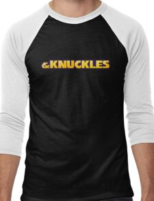 & Knuckles Men's Baseball ¾ T-Shirt