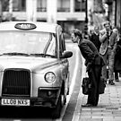 Taxi by Philip Cozzolino