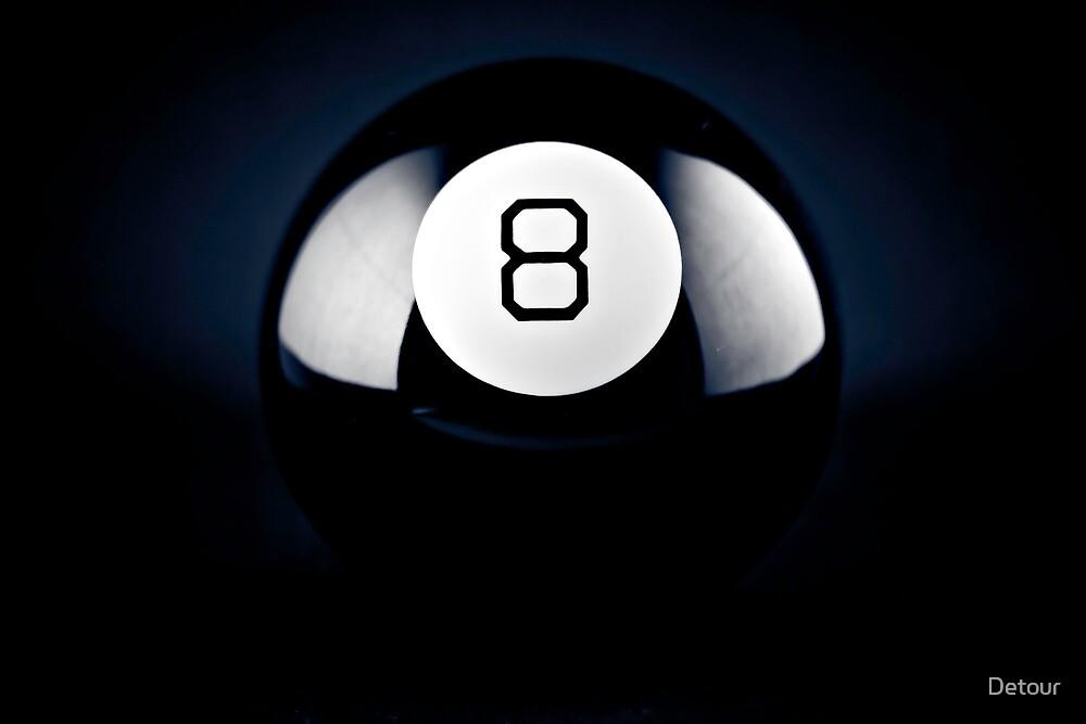 Magic 8 Ball by Detour