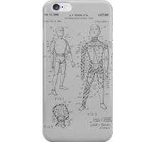 G.i. Joe Patent 1964  iPhone Case/Skin