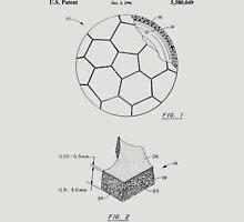 Football patent Unisex T-Shirt