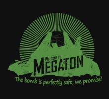 Welcome to Megaton Kids Tee