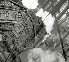 Louvre Museum by Laurent Hunziker