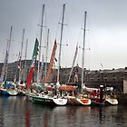 CLIPPER  BOAT  RACE  2010 ( CORK  IRELAND )  by TIMKIELY