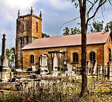 St Thomas', Mulgoa, NSW by kwill