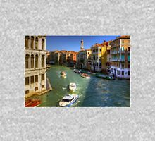 Light Traffic on the Grand Canal Hoodie