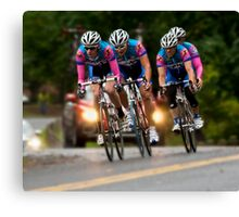 Univest Time Trial: image1 Canvas Print