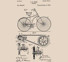 Bicycle patent from 1890 Unisex T-Shirt