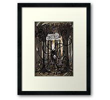 Come To The Woods Framed Print