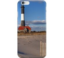 Fire Island Lighthouse iPhone Case/Skin