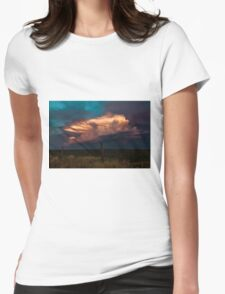 Dreamy Womens Fitted T-Shirt