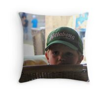 Hi there! Throw Pillow