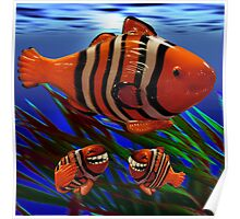Teasing Nemo Poster