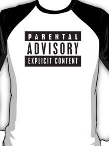 Music Ad T-Shirt