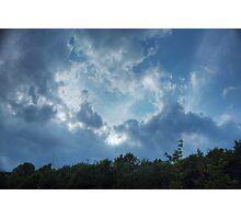 Heavenly (version III) Photographic Print