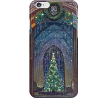 Christmas in Hogwarts iPhone Case/Skin