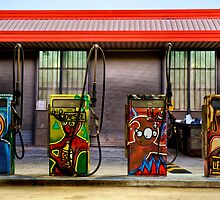 Pump Art - HDR by clydeessex