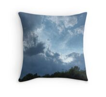 Heavenly (version IV) Throw Pillow