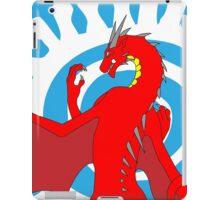Signed & Limited Edition: Annoth the Warrior Dragon iPad Case/Skin