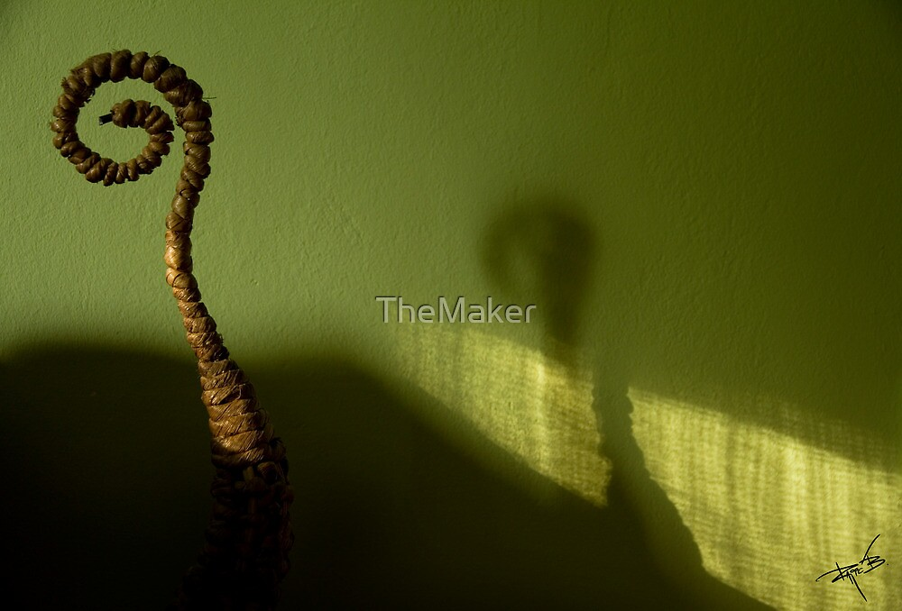 Green Spiral by TheMaker