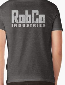RobCo Mens V-Neck T-Shirt