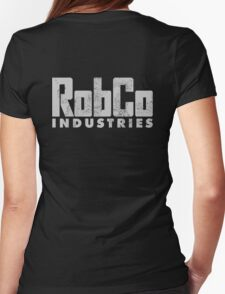 RobCo Womens Fitted T-Shirt