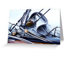Sailing Lessons.......... Greeting Card