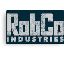 RobCo Canvas Print