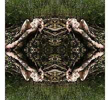 As above,so below Photographic Print