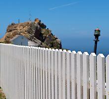 White Picket Fence by mrthink