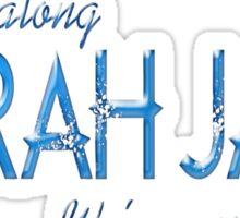 Come along Sarah Jane Sticker