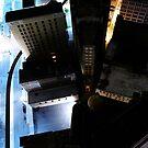 Detroit nightlife. by Michael Gatch