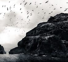 Lost Kingdoms - St Kilda by Tom Black