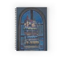 Castle Book Spiral Notebook