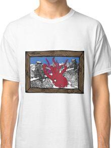 Octopus Vs Clifton Suspension Bridge! Classic T-Shirt