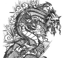 JapanDragon by ajkrunch