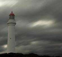 Darkness Surrounding Gathering Light by Matt Jones