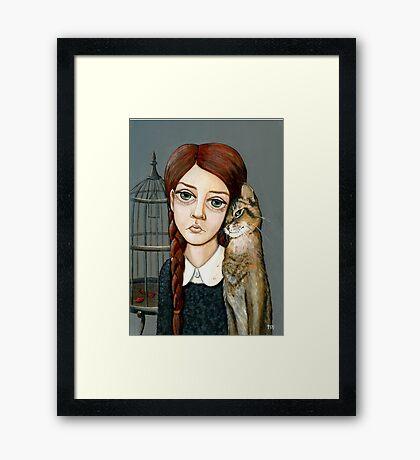 Trade Framed Print