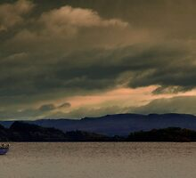 At Rest on the Loch by Brian Canavan