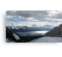 Turnagain Arm Metal Print
