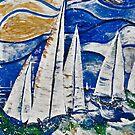 Sailing by Sandra Guzman